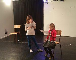 cours théâtre enfant adolescent Ateliers Comédie Paris 10