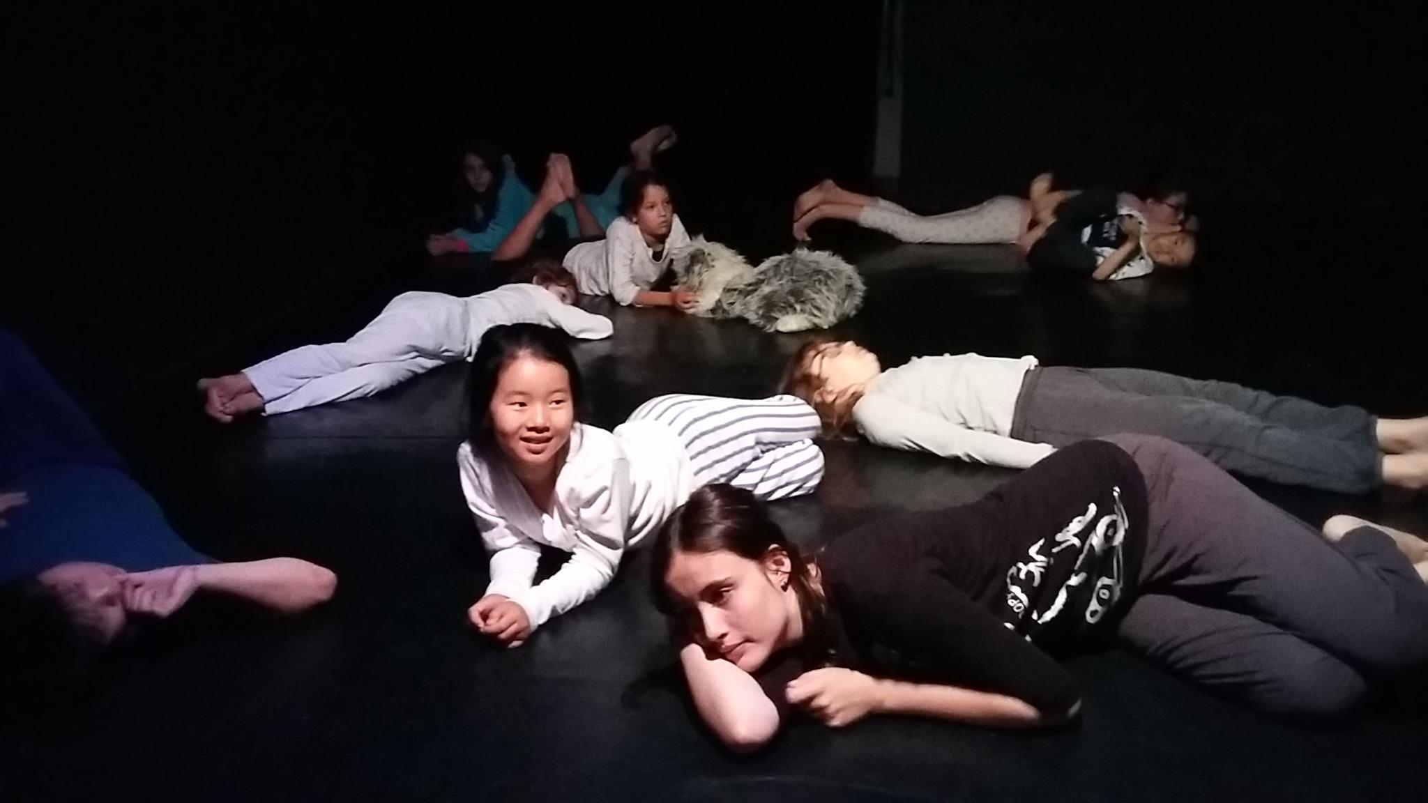 stage théâtre enfants Ateliers Comédie