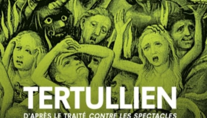 Chronique: Tertullien au Théâtre de Poche-Montparnasse