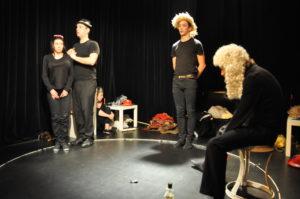 L'atelier spectacle - Ateliers Comédie