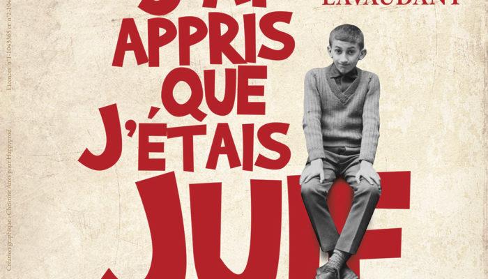 Le jour où j'ai appris que j'étais juif au Théâtre du petit Montparnasse
