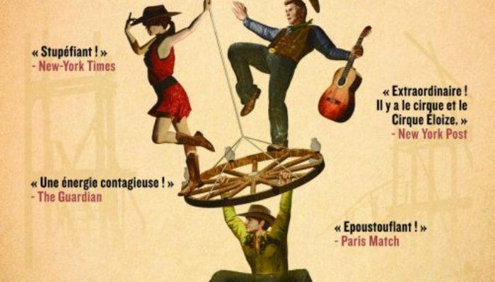 SALOON de Cirque Éloize au Théâtre Le 13ème art
