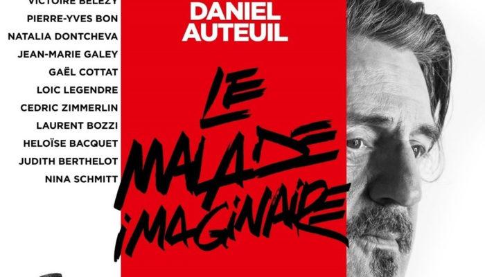 Le Malade Imaginaire avec Daniel Auteuil