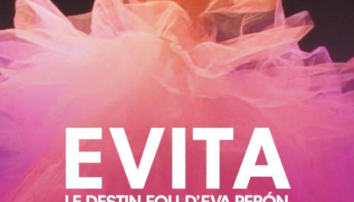 EVITA, LE DESTIN FOU D' EVA PERON, au Théâtre de Poche Montparnasse