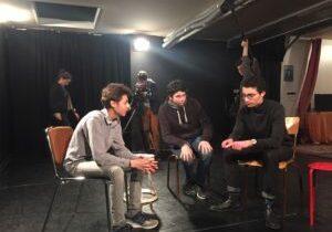 Cours de théâtre pour ados à Paris